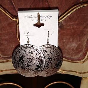 Fashion Jewlery Stainless Steel Earrings